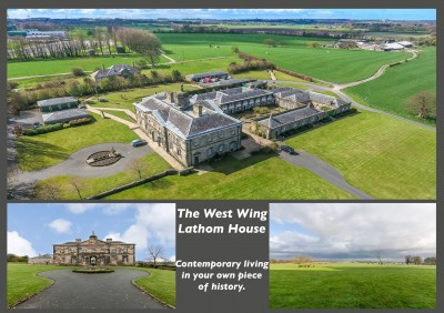 The West Wing, Lathom House