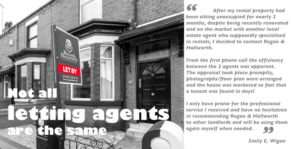 Not all letting agents are the same