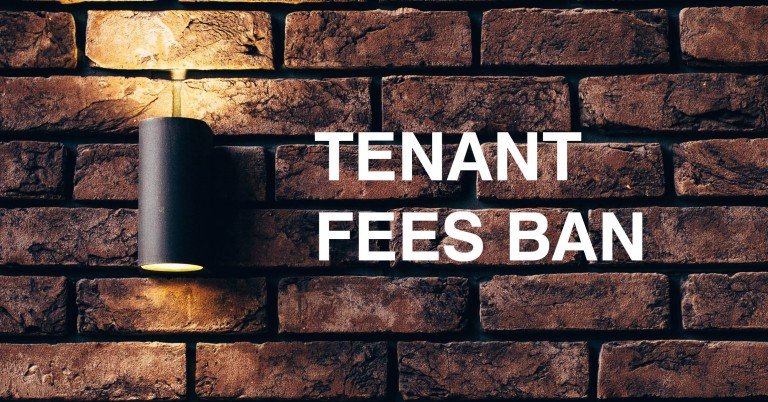 LETTINGS NEWS!. Tenant Fee Ban