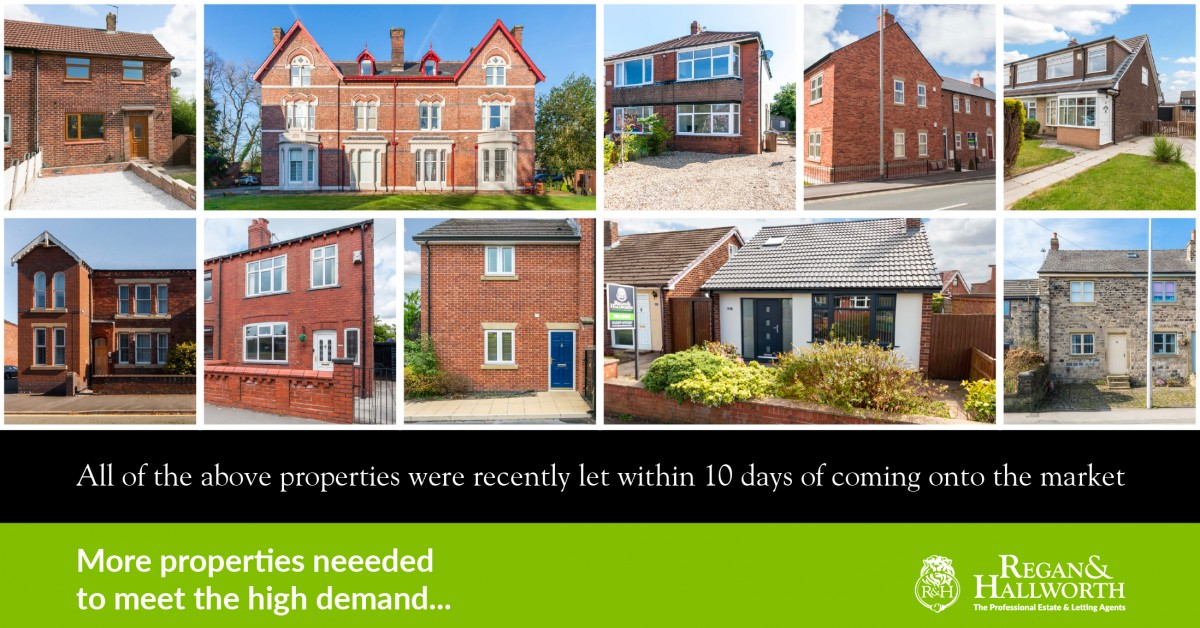 Lettings Collage