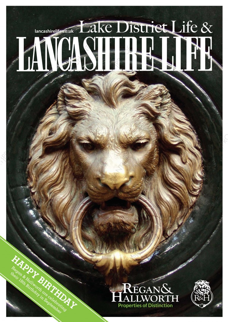 Septembers Lancashire Life magazine is about to hit the shelves.