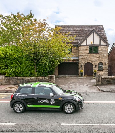 The first ever house Regan & Hallworth advertised re-sells in just one day!